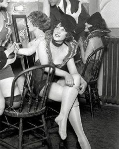 vaudeville-women